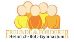 Förderverein - Freunde&Förderer Heinrich-Böll-Gymnasium
